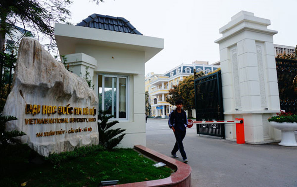 Công bố xếp hạng 49 trường đại học Việt Nam