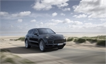 Thế hệ thứ ba Porsche Cayenne ra mắt thế giới