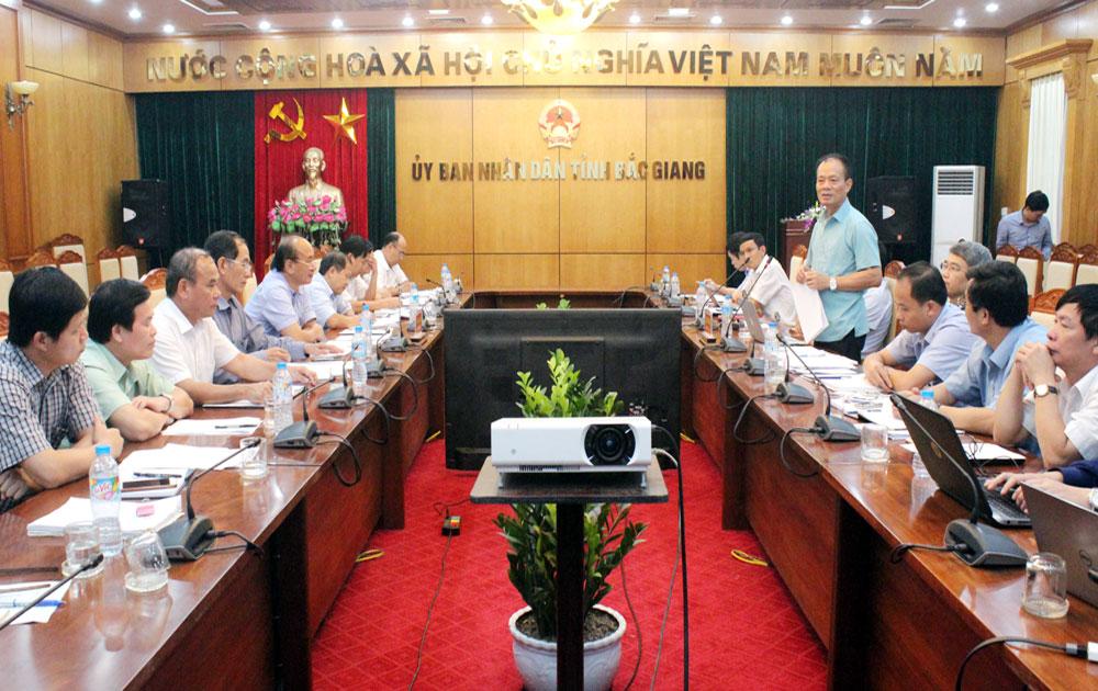 Tăng cường phối hợp giải phóng mặt bằng cao tốc Bắc Giang - Lạng Sơn