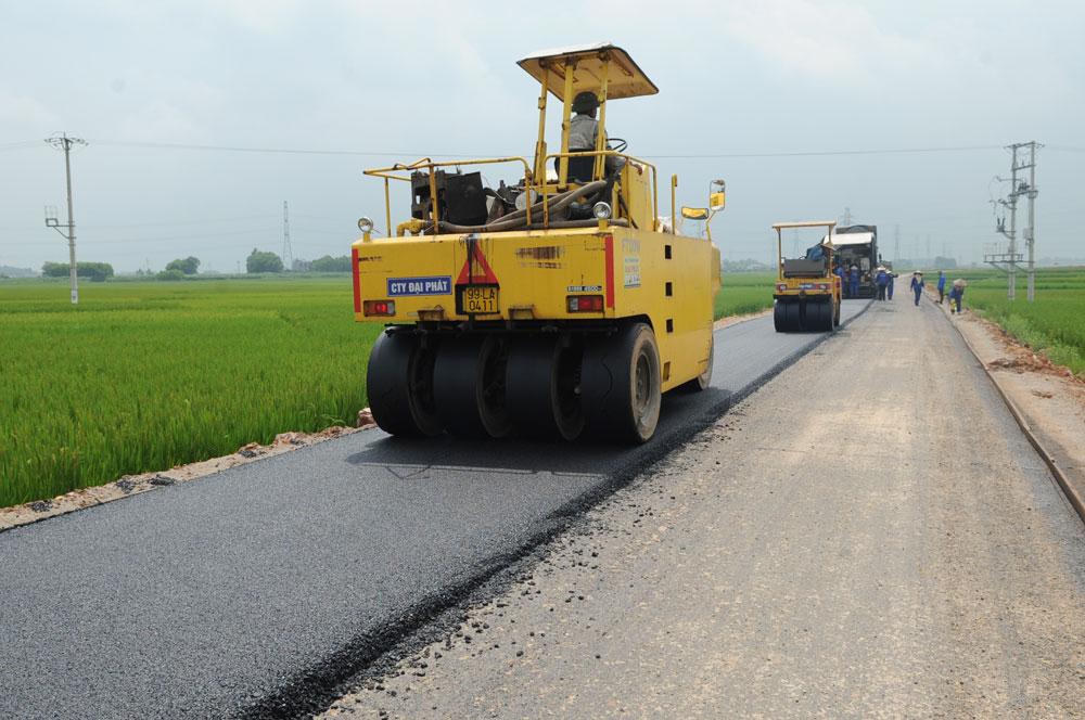 Ưu tiên đầu tư hạ tầng giao thông