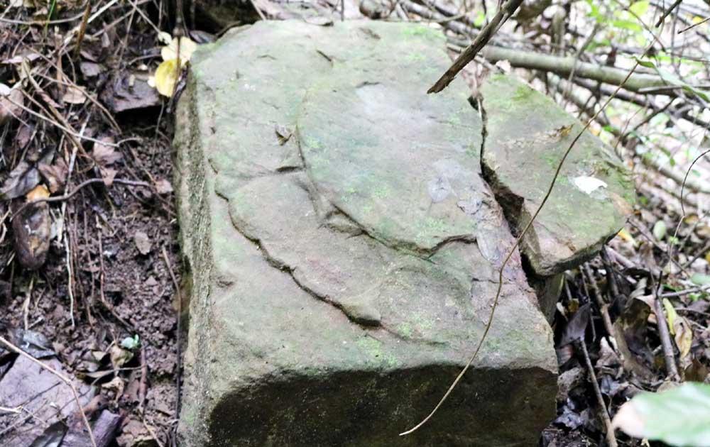 Tìm về dấu tích  chùa tháp Tây Yên Tử