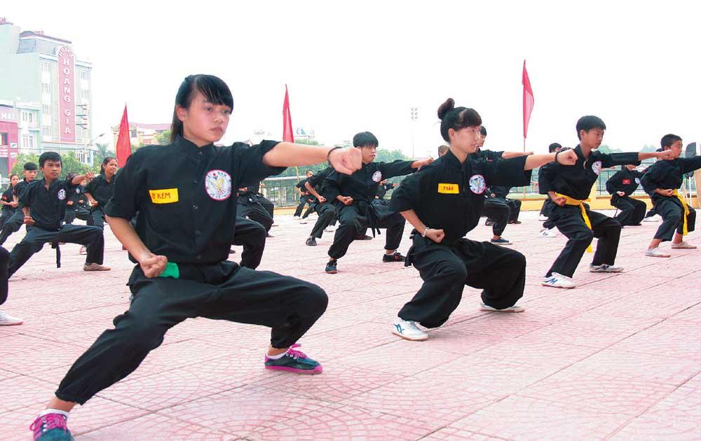 Thể thao Tân Yên: Vững từ cơ sở
