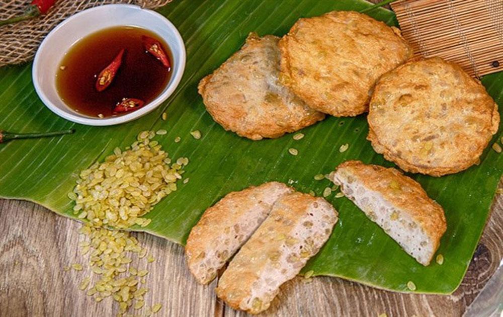 Cha Com - The taste of Hanoi's autumn