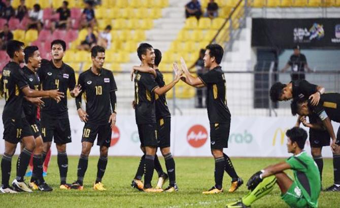 Thái Lan phủ nhận nghi án dàn xếp tỷ số tại SEA Games 29