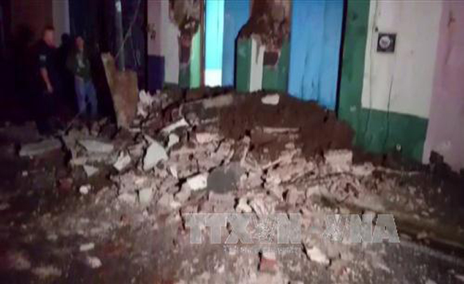 Số nạn nhân động đất tại Mexico tăng mạnh