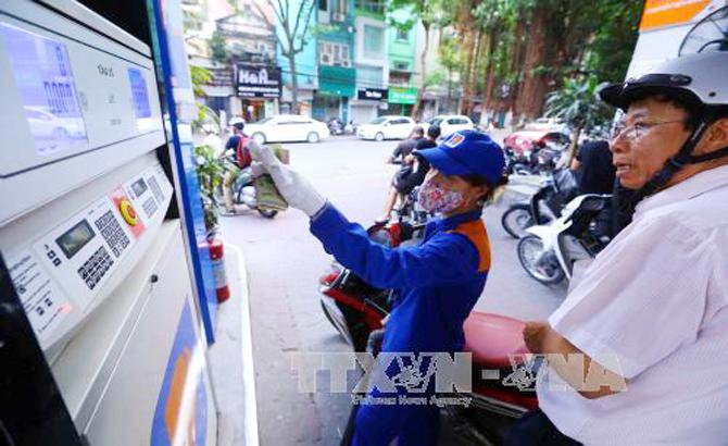 Cước vận tải, 'nhấp nhổm', giá xăng dầu, hành khách