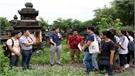 Gần 100 kiến trúc sư tham gia vẽ ký họa Chùa Bổ Đà