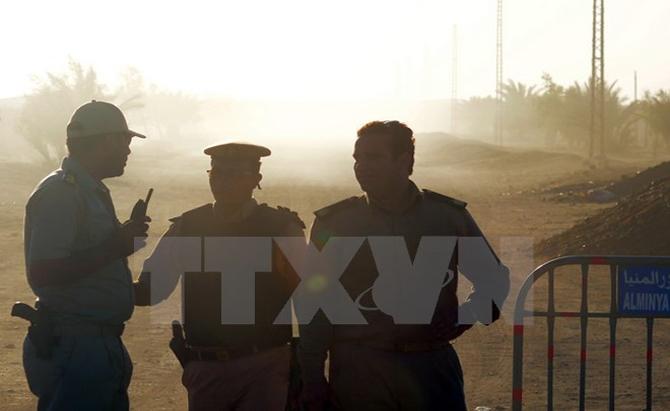 Ai Cập, tuyên án, tử hình, đối tượng,  mạng lưới, khủng bố