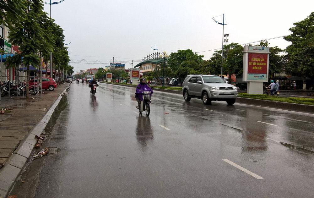Bắc Giang: Nhiều nơi có mưa rào và dông từ hôm nay đến ngày 12-9
