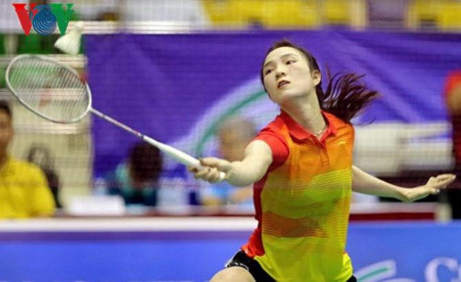 Vũ Thị Trang, ngôi á quân, giải cầu lông, Vietnam Open 2017
