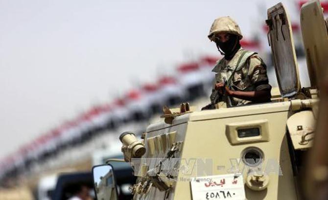 Ai Cập, tiêu diệt, tay súng, thủ đô, Cairo