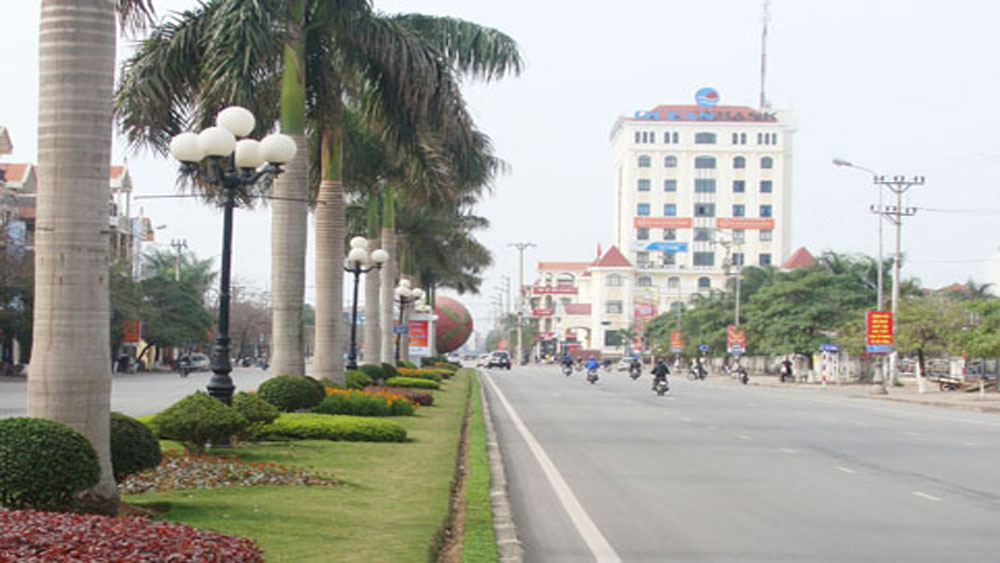 Bac Giang targets to build 24 urban areas by 2030.