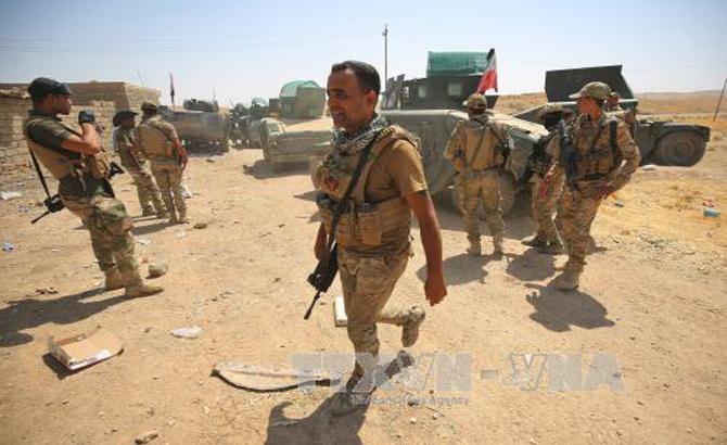 Iraq, tuyên bố, giải phóng, hơn 90%, vùng lãnh thổ,  IS