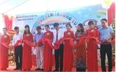 Đại sứ quán Ấn Độ tài trợ xây dựng điểm trường mầm non tại xã Mai Trung