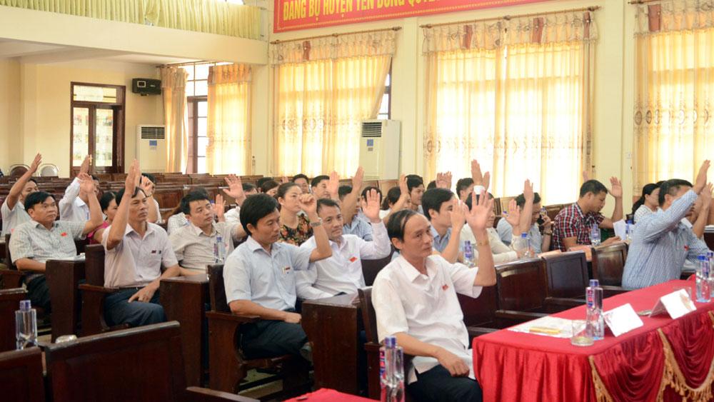 HĐND huyện Yên Dũng, thông qua, Nghị quyết, sáp nhập, 5 xã, thị trấn,  TP Bắc Giang