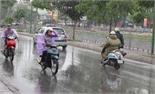 Cả nước có mưa dông, Trung Bộ có nơi trên 35 độ C