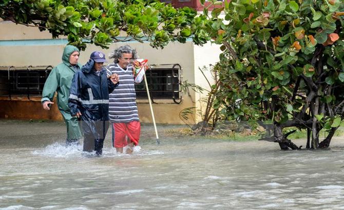 Siêu bão, Irma, càn quét, ít nhất, 10 người, Cuba, thiệt mạng