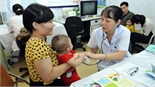 Tăng cường chăm sóc phát triển trẻ em toàn diện