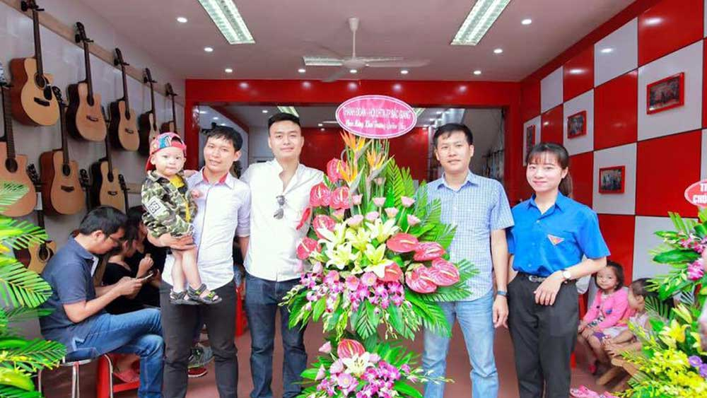 Ra mắt,  câu lạc bộ Guitar,  TP Bắc Giang