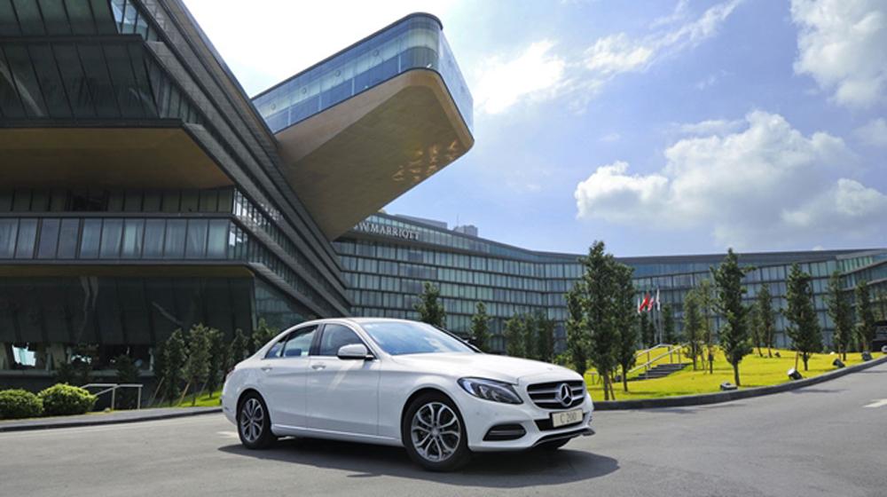 Mercedes-Benz Việt Nam cùng lúc triệu hồi nhiều dòng xe