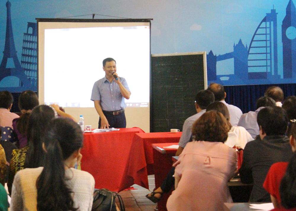 Phổ biến, quán triệt, khoản thu, các trường,  giáo dục,  TP Bắc Giang