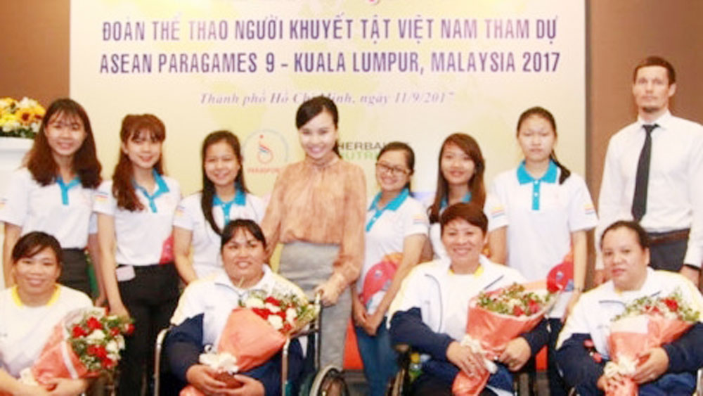 Physically-challenged athletes head for ninth ASEAN Para Games
