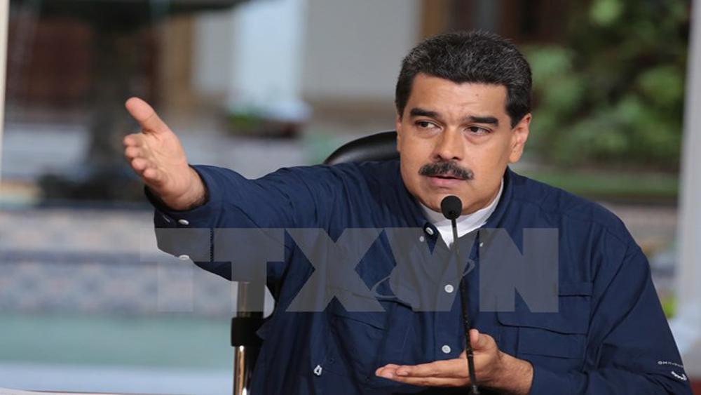 Tổng thống, Venezuela, tuyên bố, sẵn sàng, đàm phán, phe đối lập