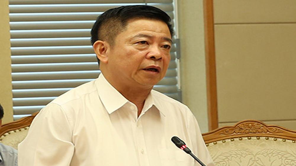 Ông Võ Kim Cự, giữ chức ,Chủ tịch, Liên minh Hợp tác xã, tháng 10