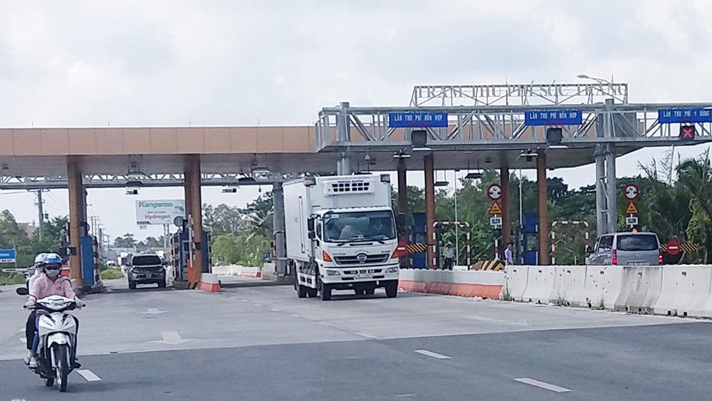 Không có mức phí xe container lên đến 93 triệu đồng từ Bắc - Nam