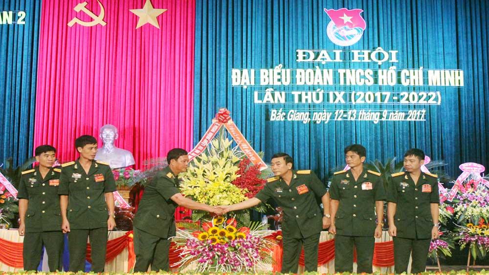 Tuổi trẻ,  Quân đoàn 2,  Xung kích, sáng tạo, xứng danh,  Bộ đội Cụ Hồ
