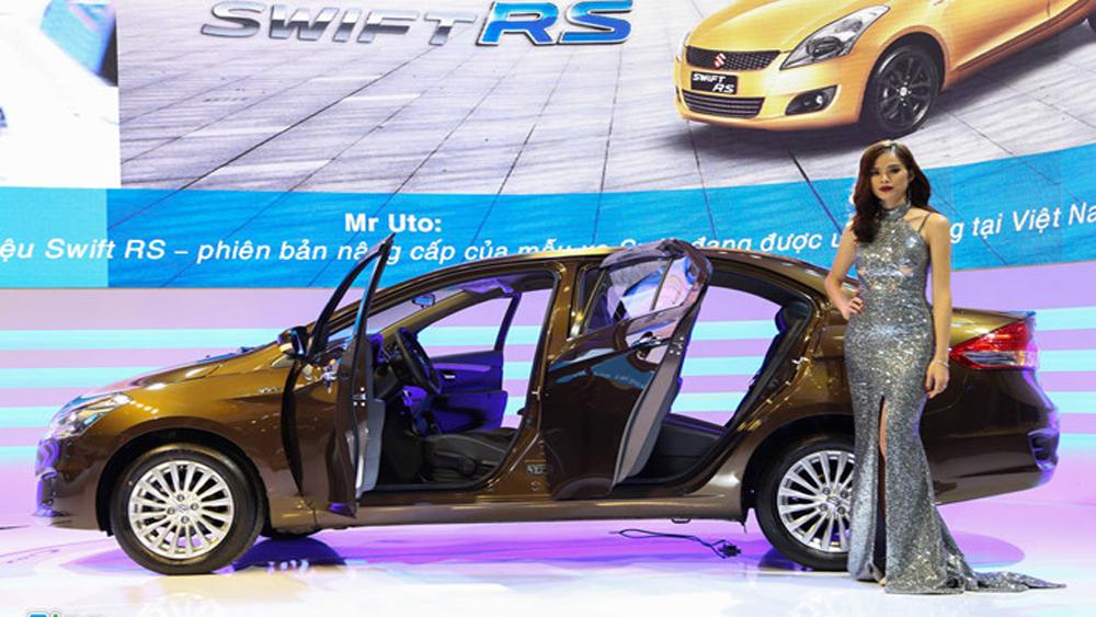Ô tô, Suzuki, giảm giá, 110 triệu đồng, khách hàng