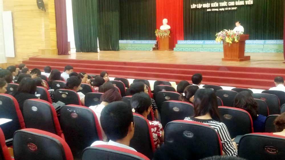 Đảng ủy, Các cơ quan tỉnh, cập nhật, kiến thức, 450 đảng viên