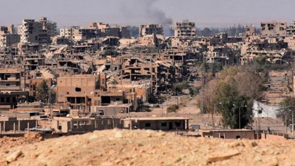 Nga, tăng cường, tái thiết, khu vực, giải phóng, Syria
