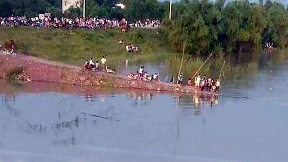 Yên Dũng, hai học sinh, bị đuối nước