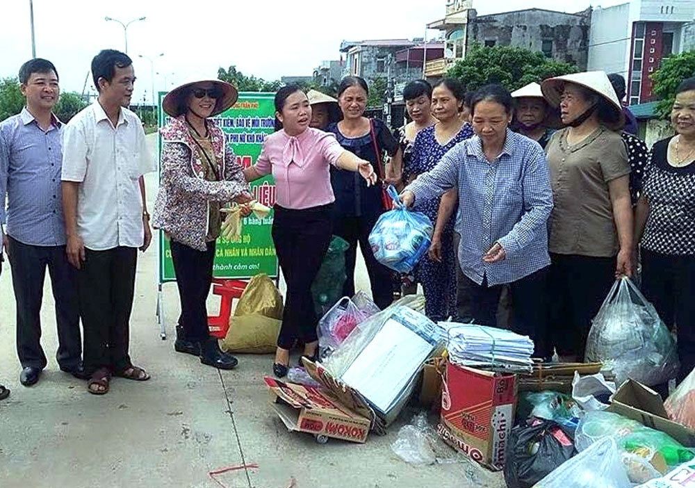 Việc làm, ý nghĩa, phụ nữ, phường Trần Phú