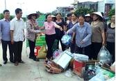 Việc làm ý nghĩa của phụ nữ phường Trần Phú