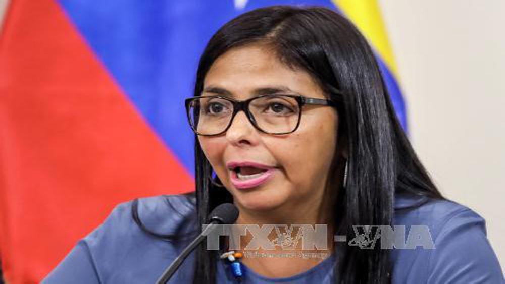 Chính phủ, Venezuela, khởi động, đối thoại, phe đối lập