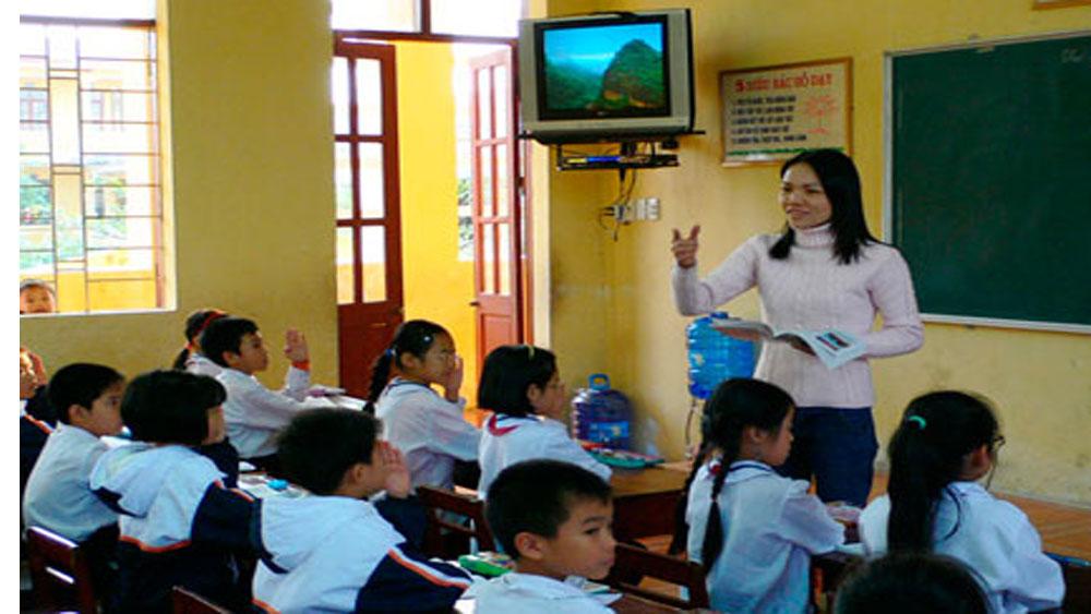 Khuyến khích giáo viên đóng góp vào kho bài giảng dùng chung