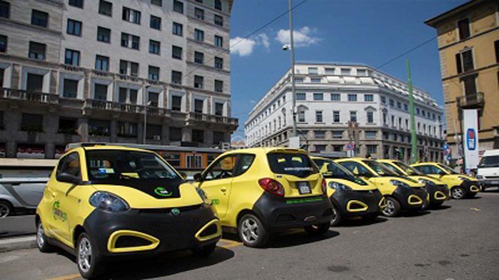Ô tô điện chiếm lĩnh thị trường Trung Quốc