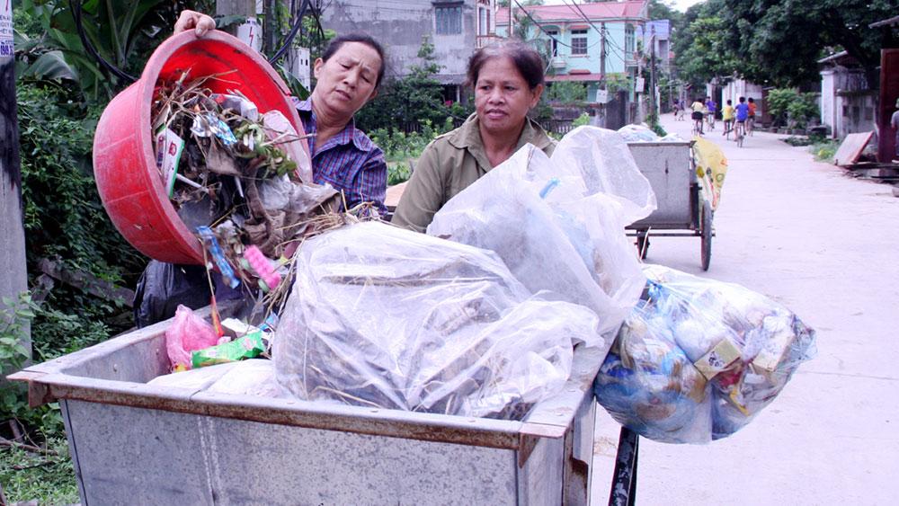 Thu phí vệ sinh môi trường: Thêm nguồn lực, tăng hiệu quả