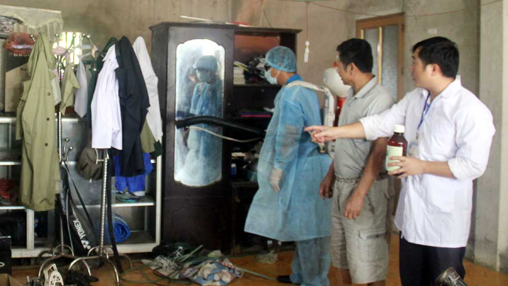 Phòng ngừa sốt xuất huyết: Cần hợp tác diệt muỗi, bọ gậy