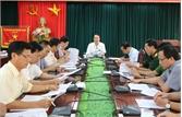 UBND TP Bắc Giang kiểm điểm nhiệm vụ trọng tâm 9 tháng đầu năm 2017