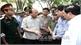 Thủ tướng kiểm tra công tác khắc phục hậu quả bão số 10 tại Cửa Lò