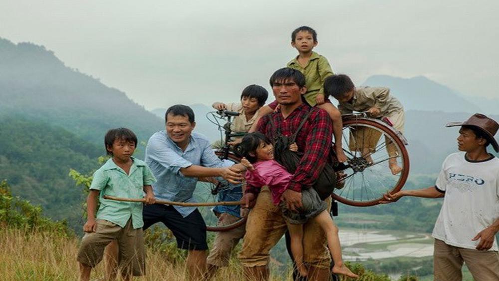 Bộ phim ''Cha cõng con'' được chọn tham dự Oscar 2018