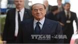Cựu Thủ tướng Italia Berlusconi trở lại chính trường