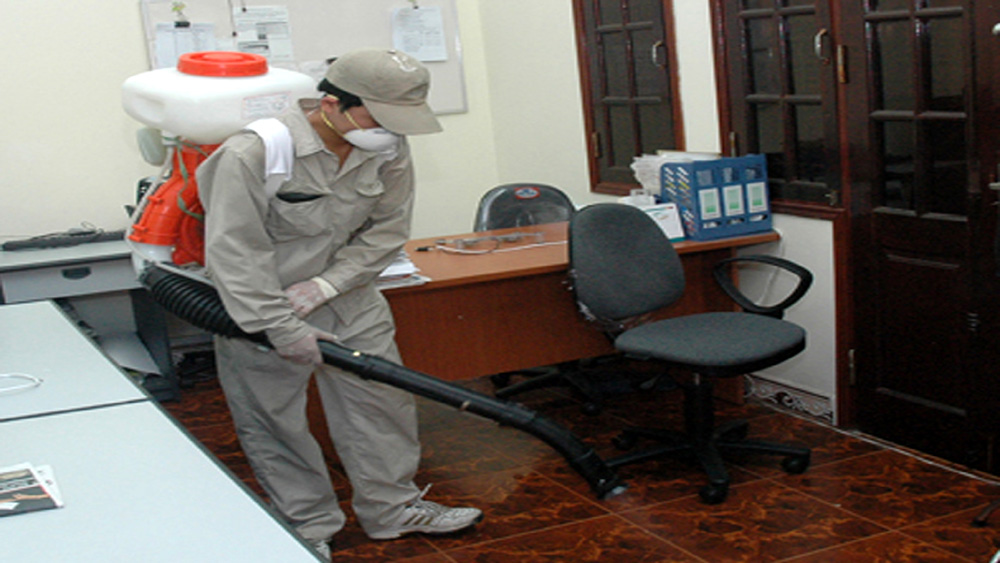 Hơn 150 triệu đồng mua thiết bị, hóa chất phòng chống dịch sốt xuất huyết
