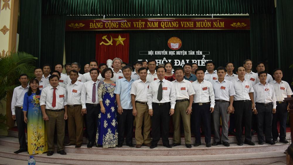 Đại hội Đại biểu Hội Khuyến học Tân Yên lần thứ IV