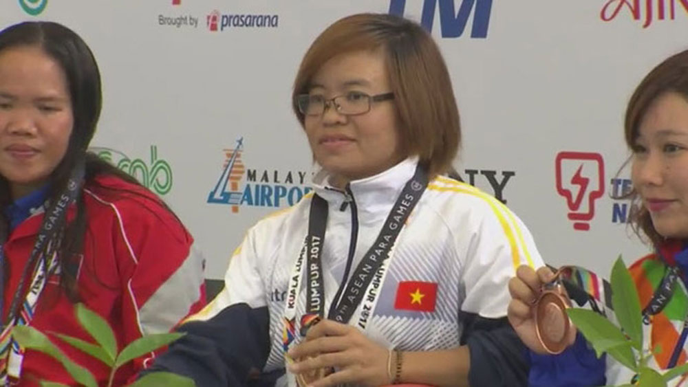 ASEAN Para Games: Vietnam temporarily ranks third with eight golds