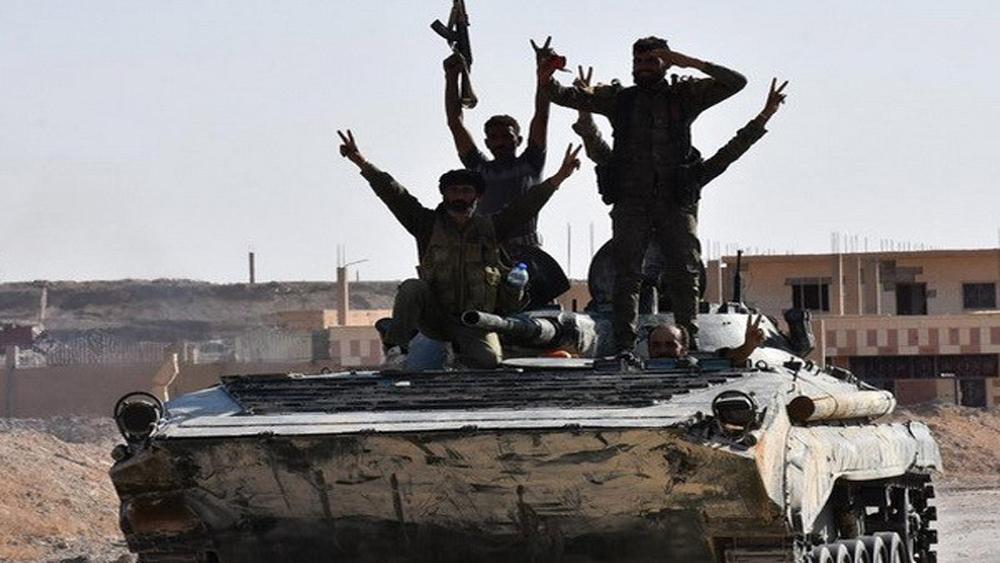 Syria đã đánh bật IS ra khỏi các khu vực chủ chốt ở Deir Al-zor