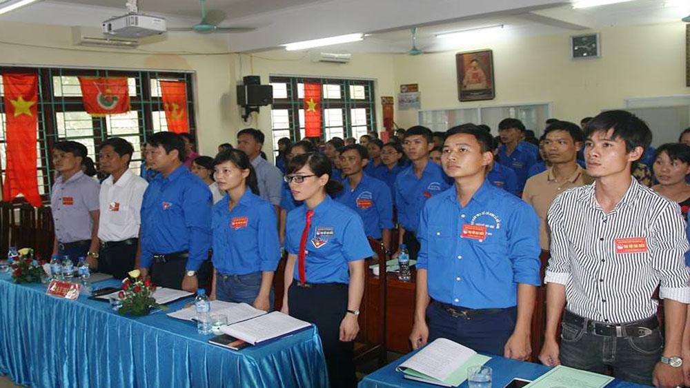Đoàn Trường THPT Yên Dũng số 3 tổ chức Đại hội điểm
